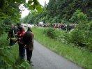 Gedenkstunde der Straßenverkehrsopfer auf der B96 am 04.06.05 auf Rügen