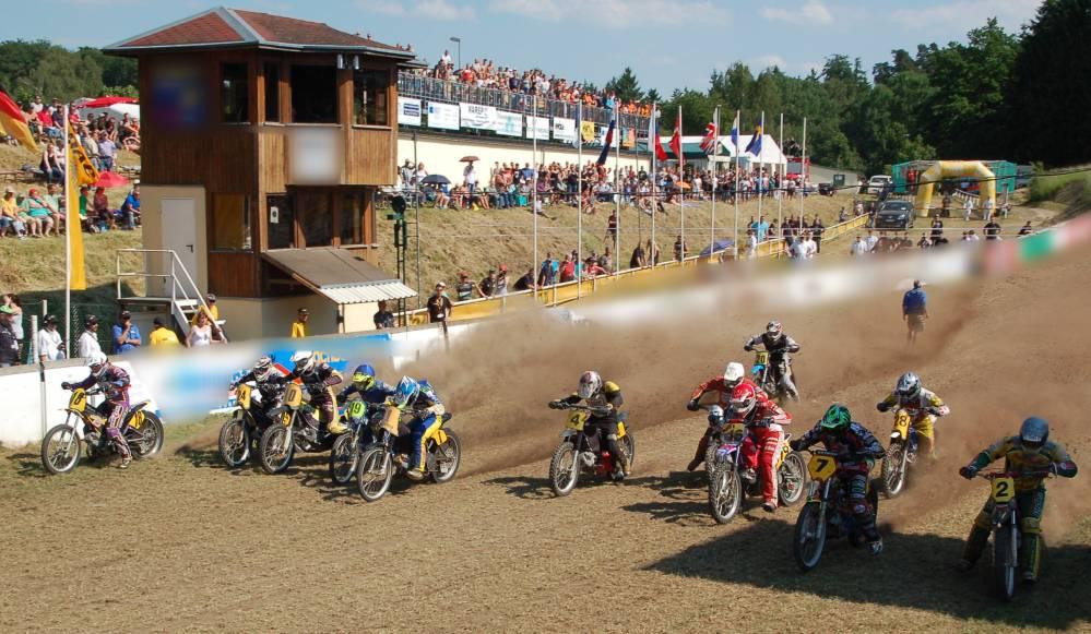 Sonnabend, 7.6.2014 - 1. Tag des Teterower Bergringrennens zu Pfingsten