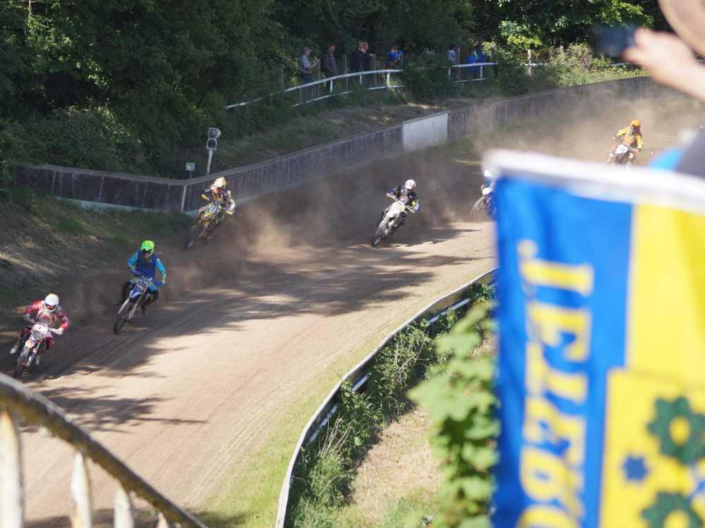 Sonntag, 24.5.2015 Bergringrennen zu Pfingsten in Teterow