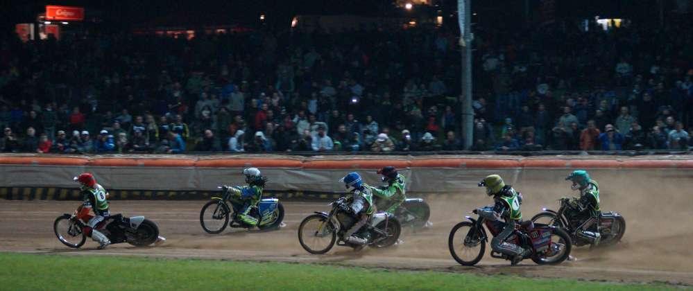 Sonnabend, 23.5.2015 Speedway zu Pfingsten am Bergring