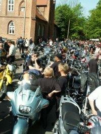 1024 * Motorradgottesdienst Bad Doberan 2007