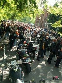 1054 * Motorradgottesdienst Bad Doberan 2007