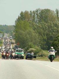 1112 * Motorradgottesdienst Bad Doberan 2007