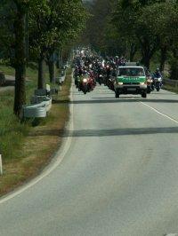 1117 * Motorradgottesdienst Bad Doberan 2007