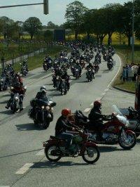 1122 * Motorradgottesdienst Bad Doberan 2007