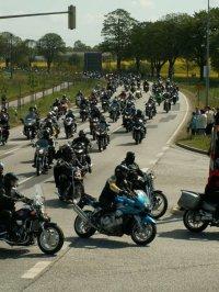 1123 * Motorradgottesdienst Bad Doberan 2007