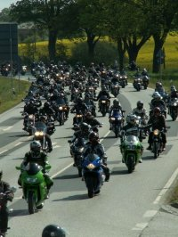 1124 * Motorradgottesdienst Bad Doberan 2007