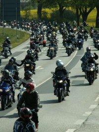 1125 * Motorradgottesdienst Bad Doberan 2007