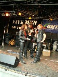 2163 * Motorradgottesdienst Bad Doberan 2007