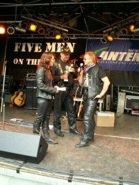 2164 * Motorradgottesdienst Bad Doberan 2007