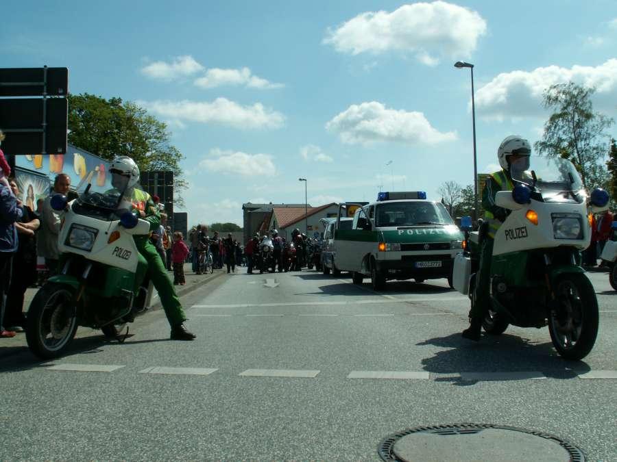 Motorradgottesdienst Bad Doberan 2011