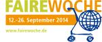 Faire Woche 2014 Logo