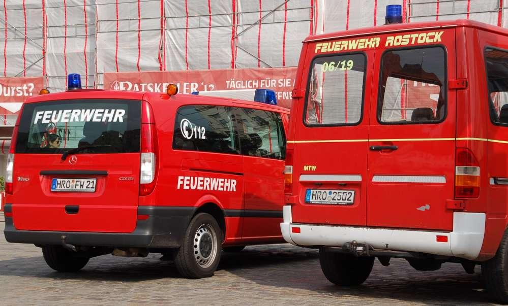 Freiwillige Feuerwehr Rostock wieder im Dienst
