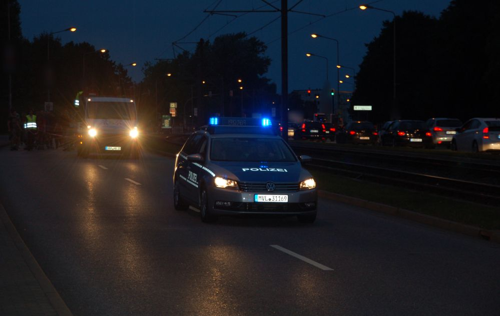 Rostock rollt zur 15. Skaternight Rostock 2013