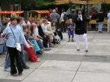 Brunnenfest 2003 das Ortsteilfest von Rostock Lichtenhagen * Heide Mundo