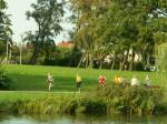 23. Herbst-Cross-Lauf um den  Schwanenteich Rostock - Bild 00661