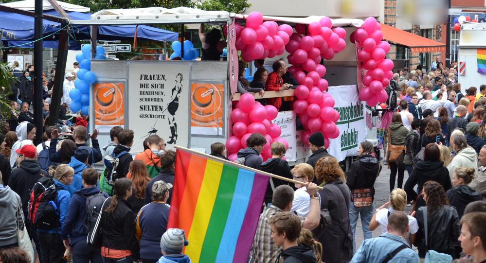 regenbogen verein schwule lesben