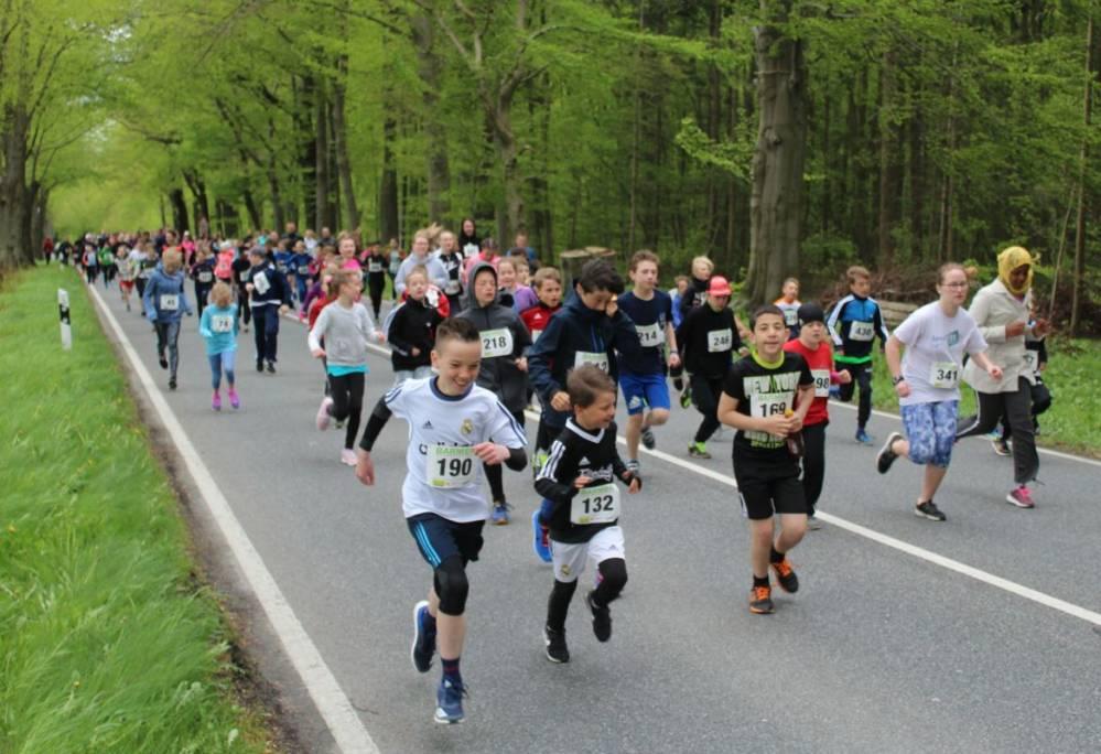 Mollilauf Bad Doberan / Heiligendamm 2018