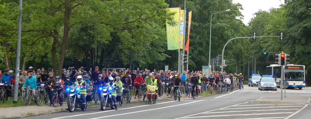 1. Fahrradrundfahrt Tour de Rostock 2013