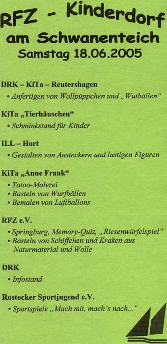 RFZ Kinderdorf