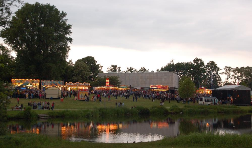 50. Fischerfest 2013 in Reutershagen am Schwanenteich