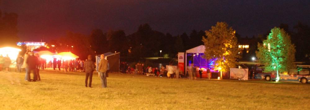 51. Fischerfest am Schwanenteich in Reutershagen 2014