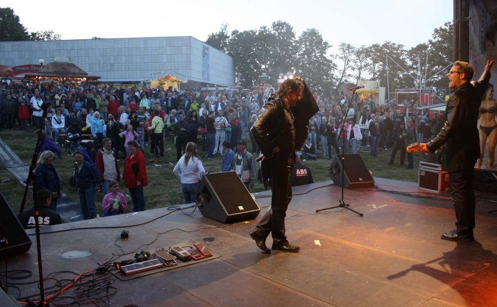 Modern Talking Reloaded zum Fischerfest in Reutershagen