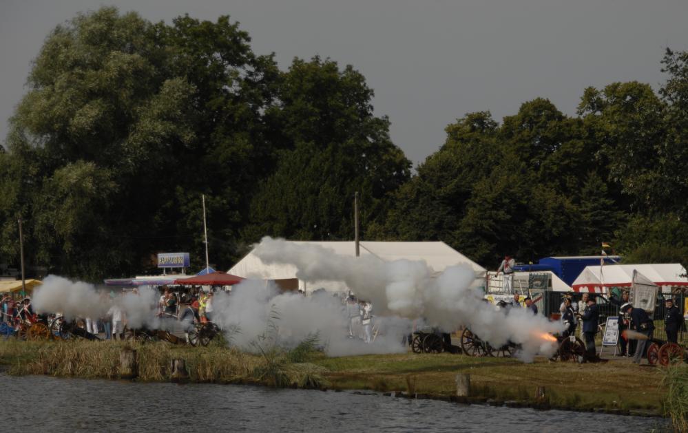 14. Rostocker Kanonier- und Böllertreffen zur 23. Hanse Sail 2013