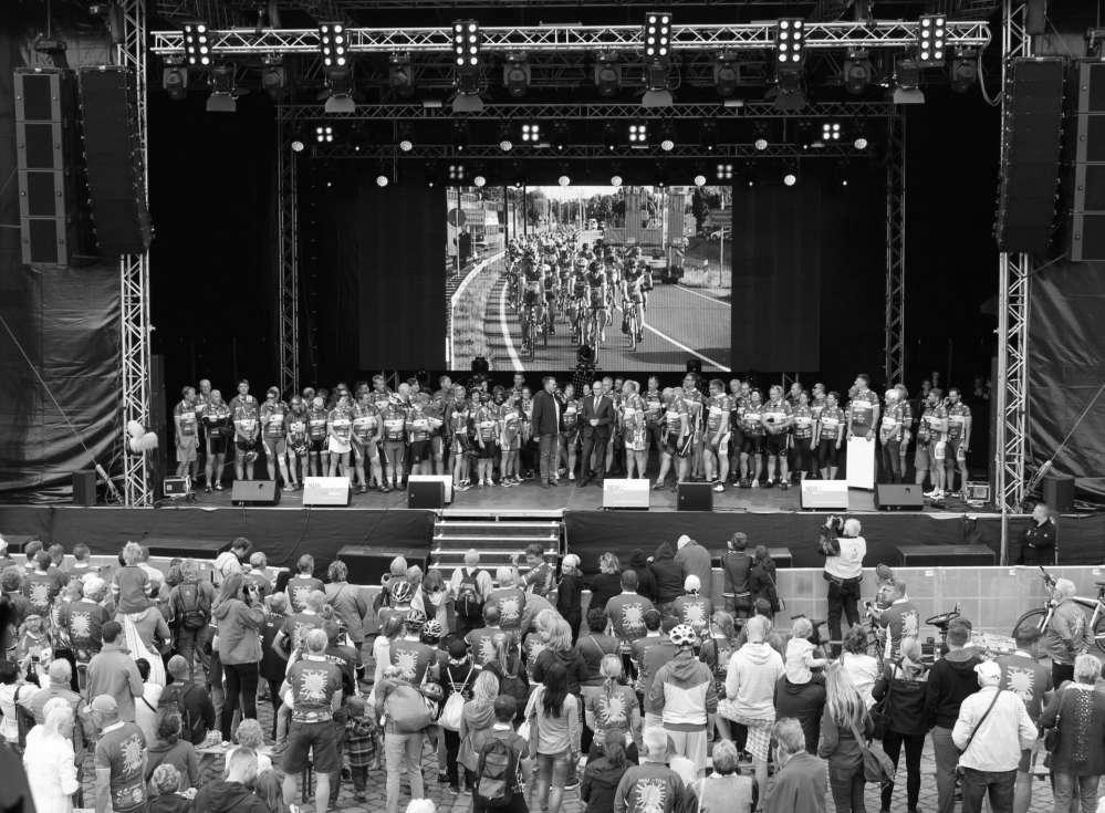 20. Hanse-Tour-Sonnenschein 2016 zur 26. Hanse Sail Rostock 2016