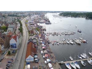 20. Hanse Sail 2010 in der Hansestadt Rostock - Jubiläumssail