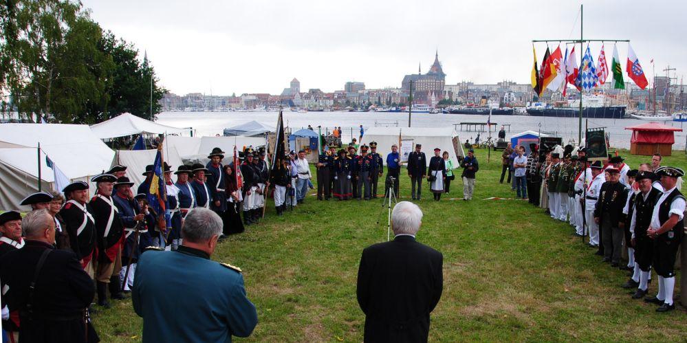 Eindrücke von der Hanse Sail in Rostock