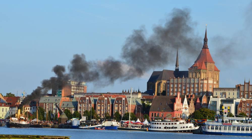 24. Hanse Sail 2014in der Hansestadt Rostock