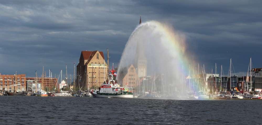 26. Hanse Sail Rostock 2016