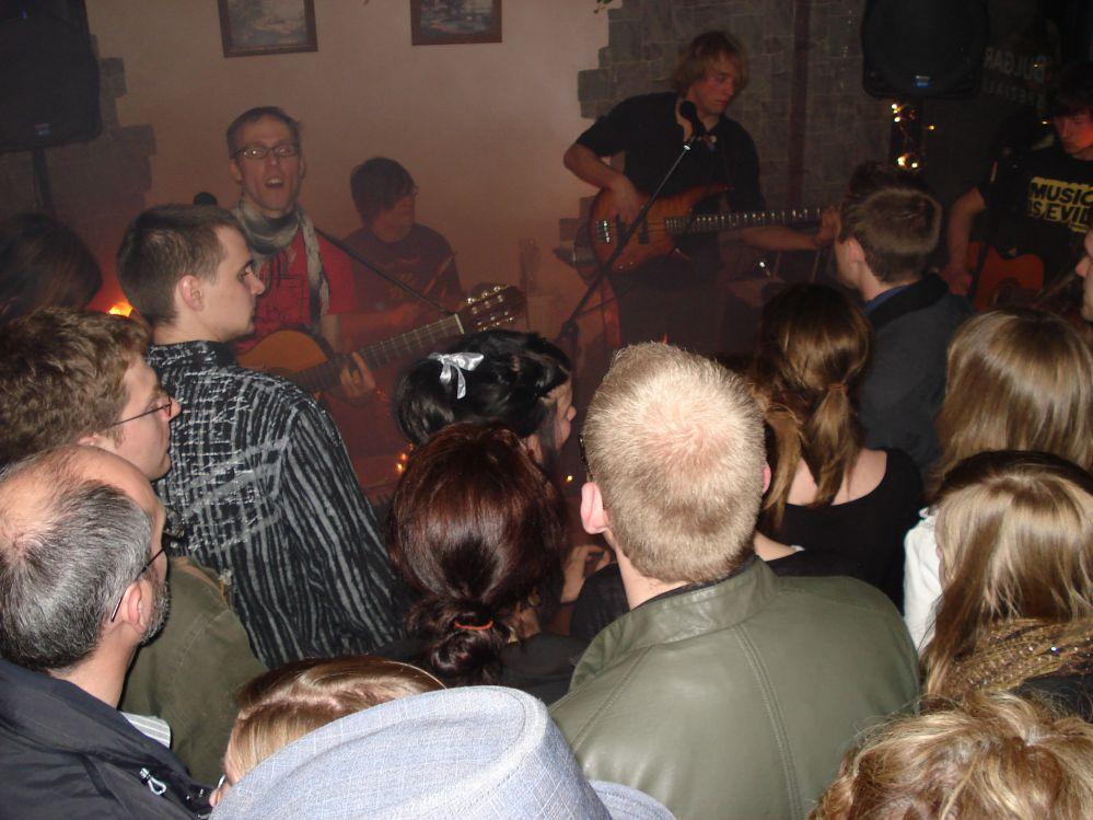 Honky Tonk in der Hansestadt Rostock - eine musikalische Kneipennacht