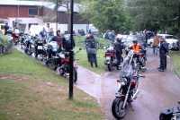 Jumbofahrt Mecklenburg 2003 * Startvorbereitungen in Niex
