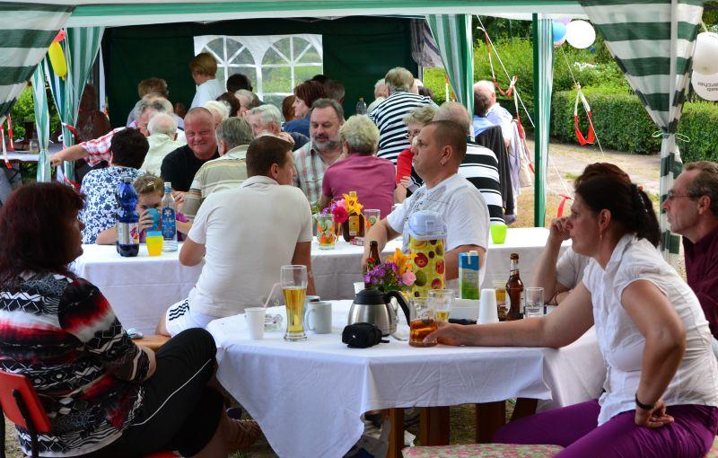 Kleingartenanlagen-Sommerfest
