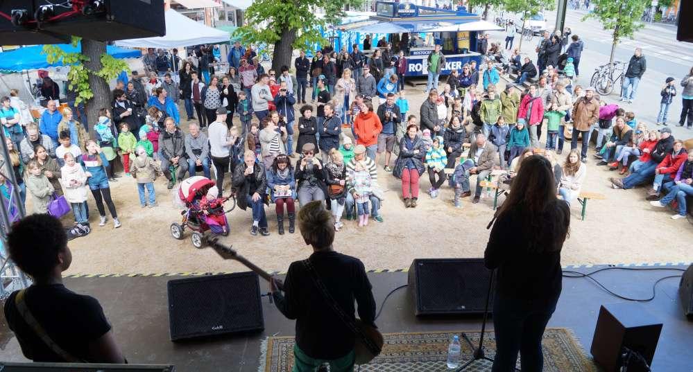 KTV Stadtteilfest Rostock 2015
