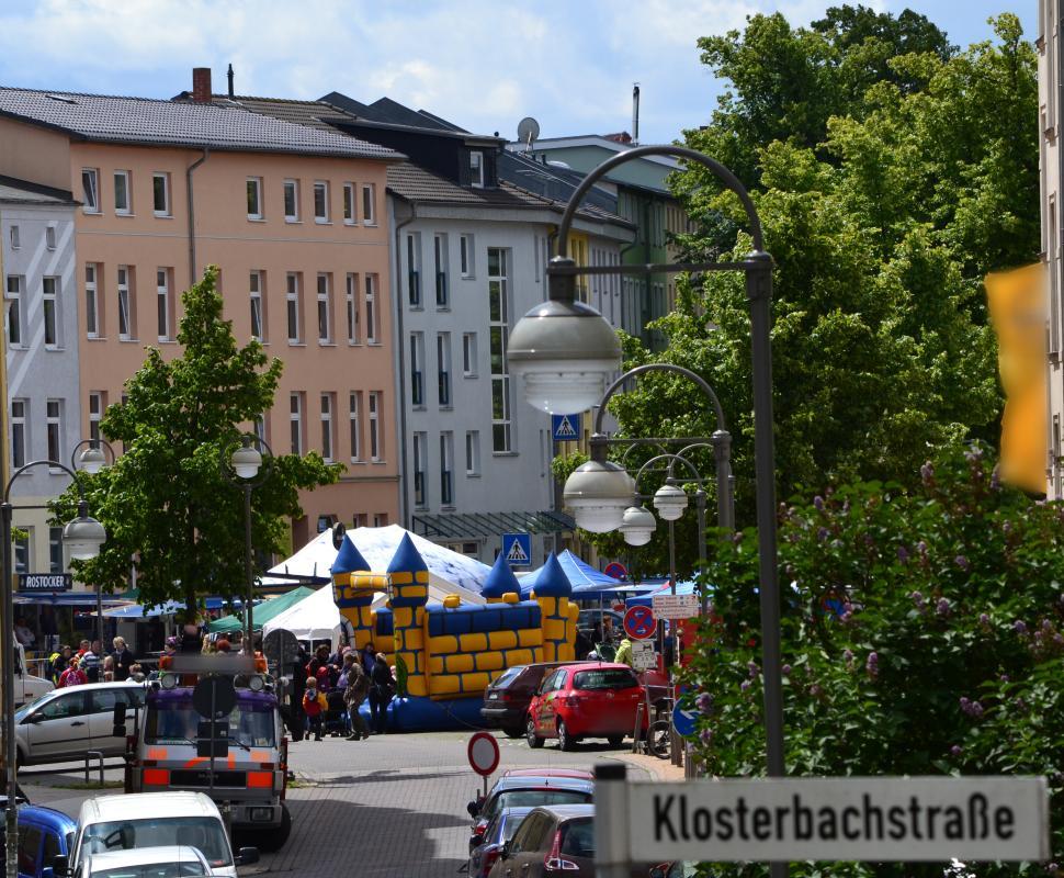 KTVlenzen 2012 - erste Eindrücke vom KTV-Stadtteilfest