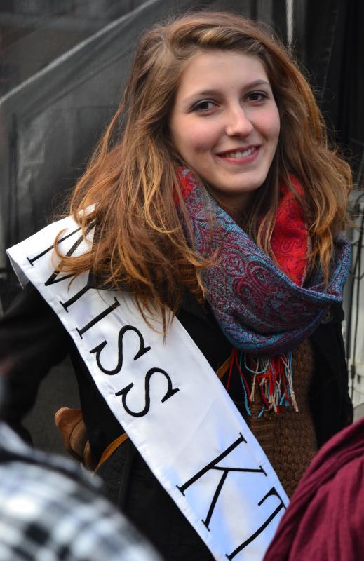 """Miss KTV -gewählt beim KTV-Stadtteilfest """"KTVlenzen 2012"""""""
