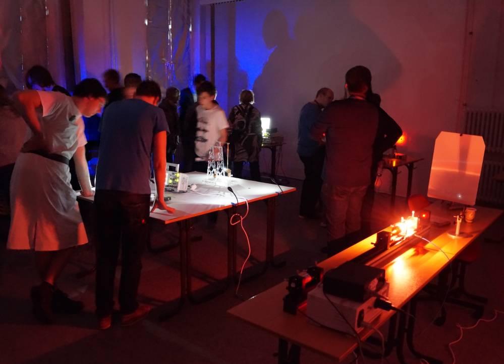 Lange Nacht der Wissenschaften 2015 in Rostock