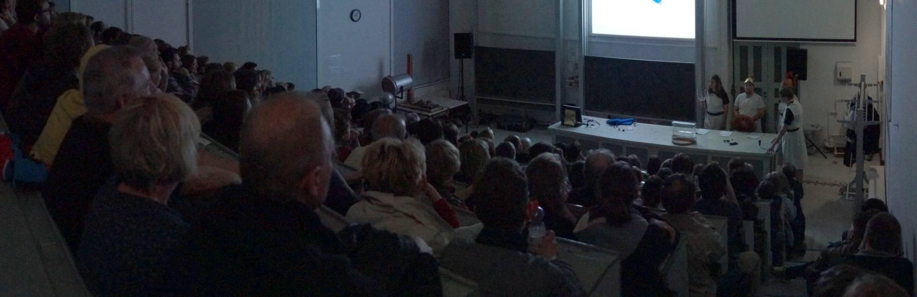 Lange Nacht der Wissenschaften in Rostock