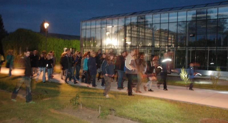 Lange Nacht der Wissenschaften 2014 in der Hansestadt Rostock