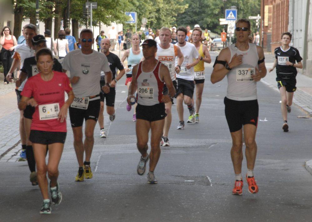 11. hella Marathon-Nacht Rostock 2013