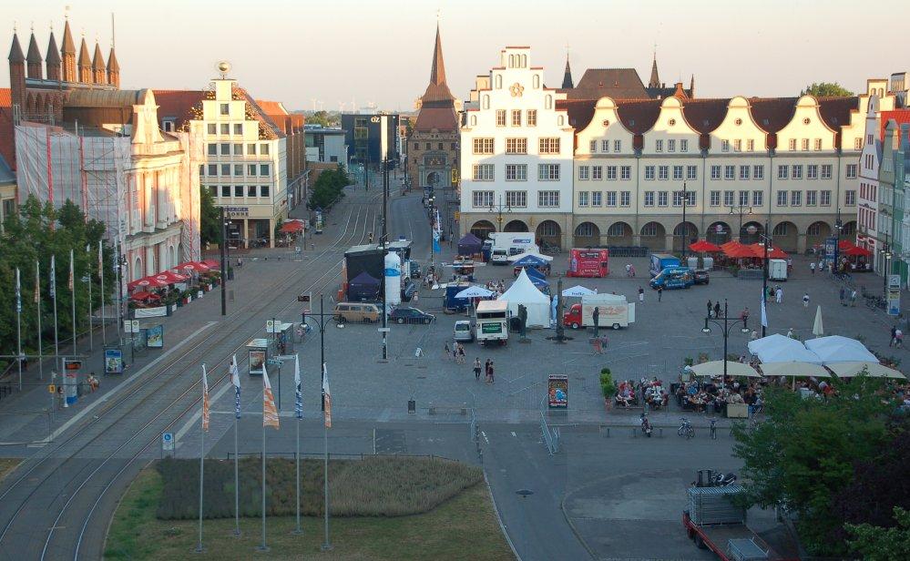 Vorabend der 11. hella Marathon-Nacht Rostock 2013