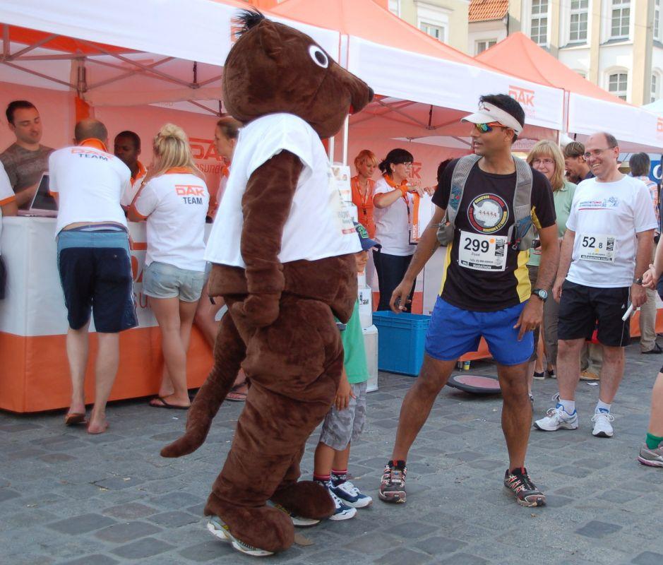 11. hella MarathonNacht Rostock 2013