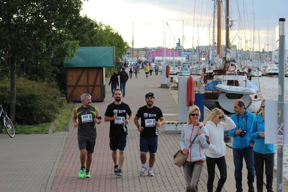 14. Marathon-Nacht Rostock 2016