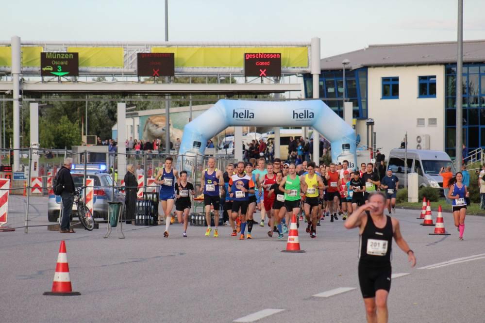 14. hella Marathon-Nacht Rostock 2016