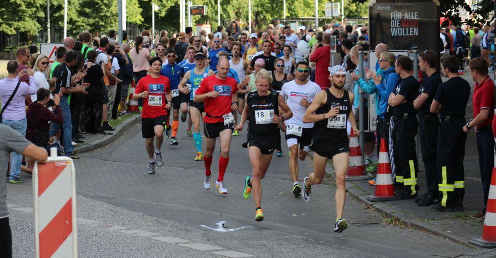 13. hella Marathon-Nacht Rostock 2015