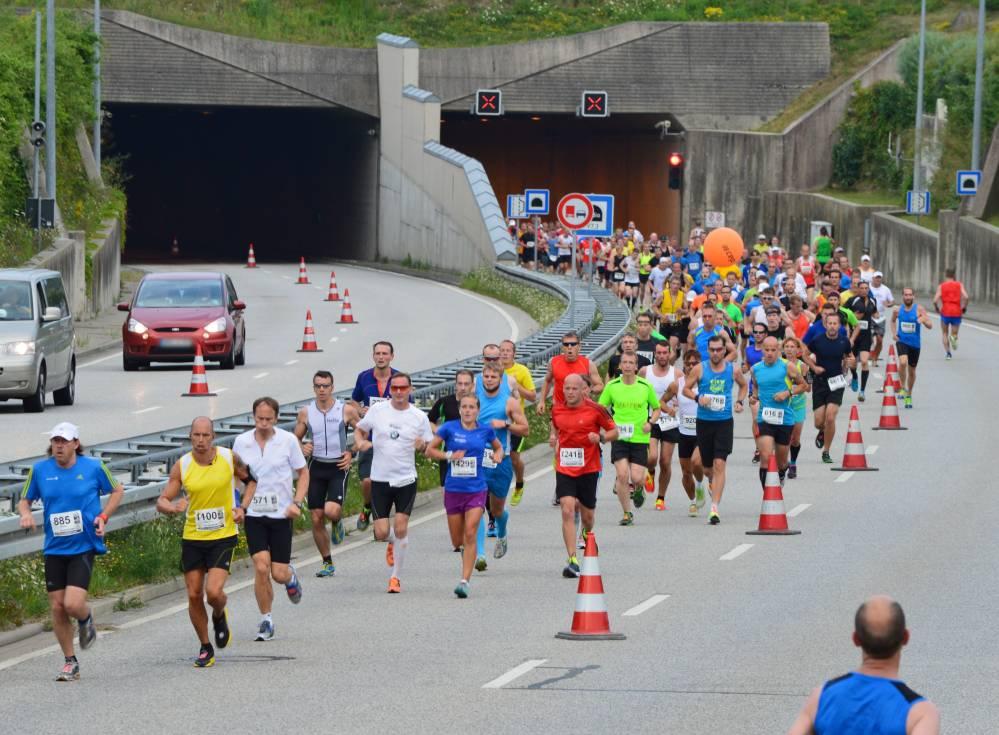 12. hella Marathon-Nacht Rostock 2014