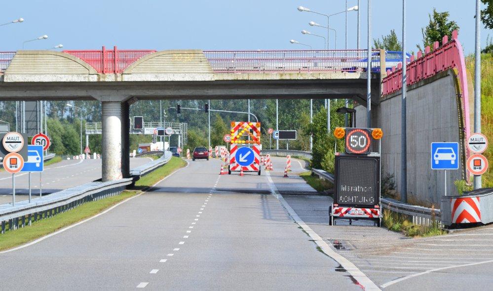 Verkehrseinschränkungen in der Hansestadt Rostock zur hella Marathon-Nacht Rostock